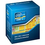 Intel Core i7-3770K Ivy Bridge 3.5GHz LGA 1155 Quad-Core Processor (Retail)