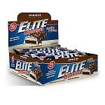 6ct. Dymatize Nutrition Elite Gourmet Bars (Cookies and Cream) + GNC Pro Performance Shaker