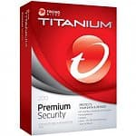 Trend Micro Titanium Maximum Security Premium 2013 (5-Devices)