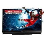 """82"""" Mitsubishi WD-82740 120Hz 1080p 3D DLP HDTV"""