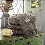 Ralph Lauren Greenwich Monogrammed Towels: Hand Towel $5.77, Bath Towel
