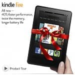 "Kindle Fire 7"" 8GB WiFi Tablet w/ Special Offers"