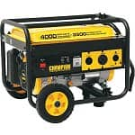 Champion 3500 Watt Generator (Weekender Package)