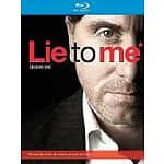 Lie to Me Season 1 (Blu-ray)