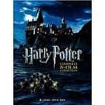 Harry Potter 8 Film Collection (DVD)