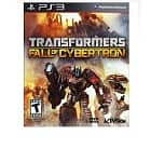Transformers: Fall of Cybertron (Used PS3)