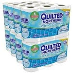 48-Count Quilted Northern Ultra Plush Double-Roll 3-Ply Toilet Paper