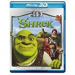3D Blu-rays: Shrek, Puss in Boots, Kung Fu Panda 2, How to Train Your Dragon