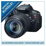 Canon T5i DSLR Camera + EF-S 18-135mm f/3.5-5.6 IS STM Lens + Pro-100 Printer + Goodies $760 after $400 mir + Free shipping