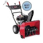 "Craftsman 179cc 24"" path Two-stage Snowblower $300 & Craftsman 208cc 26"" path Two-stage Snowblower $400"