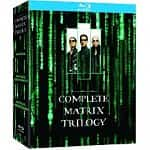 The Matrix Trilogy (Blu-ray) $23