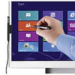 "Xcellon Windows 8 Touch Pen up to 17"" Screens $20, Xcellon Windows 8 Touch Pen up to 27"" Screens $25 + free shipping"