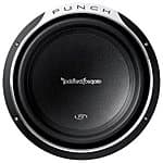 Rockford Fosgate P3D412 500W RMS Woofer $100 + free shipping