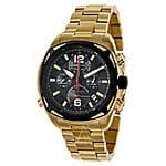 Bulova Men's Precisionist Watch /w Gold Plated Bracelet $229 + free shipping