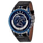 Edox Men's Grand Ocean Regulator Automatic Watch $888 + free shipping