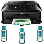 Canon PIXMA MX922 Wireless AIO Printer + 3-pack of Lexar 16GB USB 3.0 Flash Drives $80 + free shipping