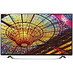 "60"" LG 60UF8500 4K Ultra HD 3D Smart LED HDTV  $1300 + Free Shipping"