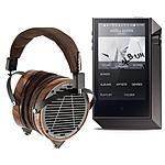 Astell & Kern AK240 Audio System: w/ Audeze LCD-2 $2599, w/ Audeze LCD-X $3000, w/ Audeze LCD-XC $3100 + Free shipping