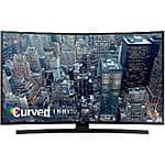 "55"" Samsung UN55JU6700 Curved 4K Smart LED HDTV $900 + free shipping"