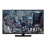 "55"" Samsung UN55JU6400 4K UHD LED Smart HDTV + $300 Dell eGift Card $998 + free shipping"