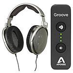 Sennheiser HD650 Headphones + Apogee Groove USB DAC / AMP $499 + free shipping