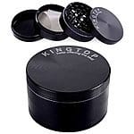 "3"" Kingtop Herb & Spicer Grinder $10"