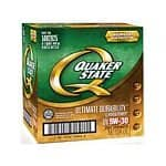 12 Quarts of Quaker State Q Horsepower Full Synthetic 5W30 Motor Oil