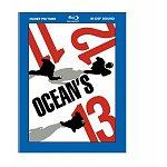 Ocean's Trilogy (Ocean's Eleven, Ocean's Twelve, & Ocean's Thirteen) on Blu-ray