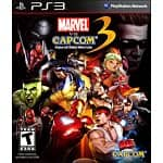 GameFly Used Game Sale: Marvel vs. Capcom 3: Fate of Two Worlds (360/PS3) $10, Major League Baseball 2K11 (360/PS3) $10, MLB 11: The Show (PS3)