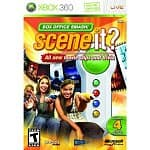 Scene It? Box Office Smash Bundle w/ 4 Controllers (Xbox 360)