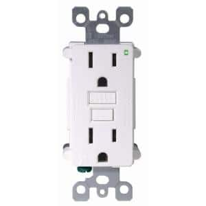 Leviton SmartLockPro 15 Amp Duplex GFCI Outlet (3-Pack) $18.50 + Free shipping