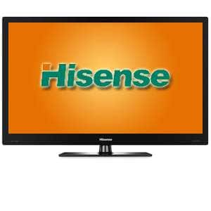 "42"" Hisense F42K20E 1080p LED HDTV (Refurbished) $213"