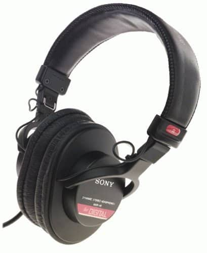 Sony MDR-V6 Monitor Series Headphones  $40 + Free shipping