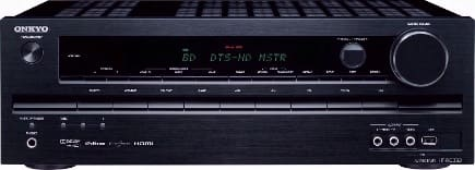 Onkyo HTRC330 5.1-Channel Home Theater Receiver - Reconditioned $79.25 or $77.25 + Tax + $6.50 S/H@shoponkyo