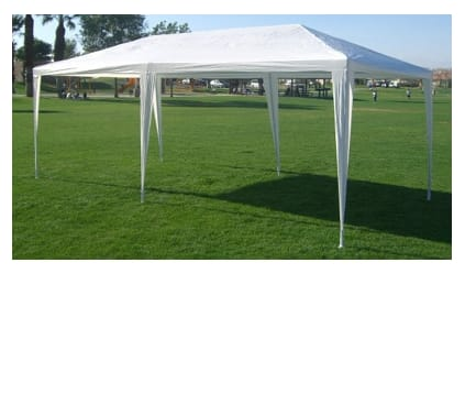 10' x 20' Party Tent Canopy with Sides - Just $99.99 for 48 Hours Only!