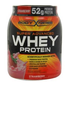 Body Fortess Protein Sale: 2lbs Whey Protein $12, 3.17lbs Creatine Powder $11 & More + Free shipping