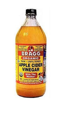 32oz. Bragg Organic Raw Apple Cider Vinegar $4 + Free shipping