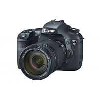 Canon Deal: Canon 7D DSLR (Refurbished): w/ 18-135mm $864, w/ 28-135mm $816, 7D (Body)