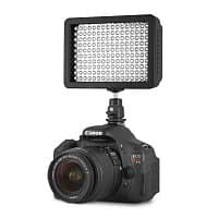 Amazon Deal: Chromo 160 LED Dimmable LED Light for DSLR Cameras