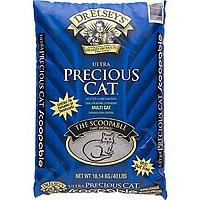 Amazon Deal: 40lbs Precious Cat Ultra Premium Clumping Cat Litter