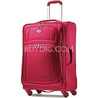 BuyDig Deal: American Tourister iLite Supreme Spinner Suitcases: 25