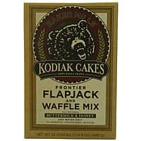 Amazon Deal: 3-Pack of 24oz Kodiak Butter Milk and Honey Flapjack & Waffle Mix