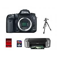RitzCamera Deal: Canon 7D Mark II DSLR Camera (Body) + Pro-10 Printer + Manfrotto 190XPROB Tripod