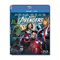 Amazon Deal: Marvel's The Avengers (Two-Disc Blu-ray/DVD Combo)