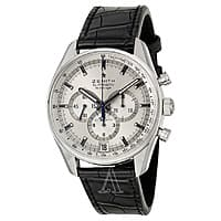 Ashford Deal: *back* Zenith Men's El Primero 36'000 VPH Automatic Chronograph Watch $3999 + Free Shipping  or $4199 on SS Bracelet