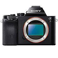 Adorama Deal: Sony Alpha a7 DSLR (body only) $1298 or $1043 w/ trade in + free shipping