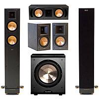Sound Distributors Deal: Klipsch Audio Sale: SW115 Sub $499, RF42II Set $999, 2 RF7II + RC64II + 2 RS62II + ONKYO TXNR838 & More $4788 + free shipping