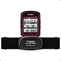 eBay Deal: Timex Ironman Cycle Trainer 2.0 Bike Computer w/ GPS & Heart Rate Monitor (T5K615) $70 + Free shipping