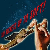 Hobo Ninja Deal: Superfly Slingshot Flying Monkey w/ Sound