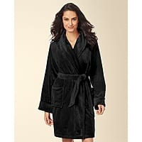 Soma Deal: Embraceable Plush Robes (Full and Half-length)